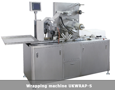 The overwrapping machine